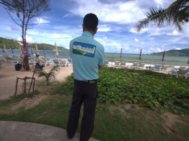Phuket's prime Patong beachfront: Thais own the land
