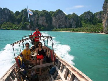 Krabi has natural attractions galore to offer Singaporeans