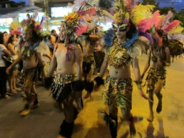 Patong Carnival, with multiple beach parties to follow so far in 2010