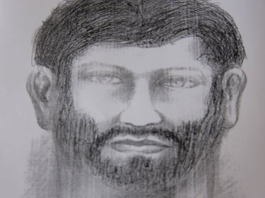 Police hope this drawing will lead to a prime murder suspect coming forward