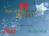 Best of Phuket Awards: The Winners 2010