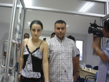 Florin Gavrila and wife Alexandra: the four confessed to stealing from thousands