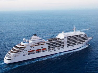 Silver Spirit, where every suite has a balcony, visiting Phuket soon