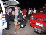 Boatload of Phuket-Phi Phi  Tourists Picked Up After Pump Fails