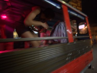 Too many tuk-tuks leave Phuket facing the unhappy consequences