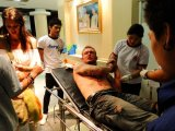 Phuket Police Hunt 'Lunatic' Brawling American Who Fought in Emergency Ward