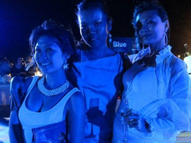 The Blue Party continues for those who wish to explore the Andaman