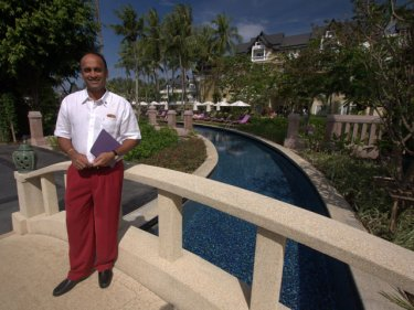 GM Jerry J. John at the Angsana, where new ideas have aided a rebirth