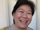 Phuket's First Female Vice Governor Reports for Work