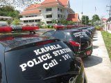 Phuket's Shiny New Fleet of Police Cars is Ready to Roll to the Beach