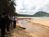 Phuket's Disappearing Beach: Sea Takes Back Sand at Nai Yang