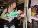 Phuket, First the Dash Now the Splash!  Songkran Fun Douses Tsunami Fear