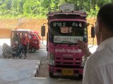 Phuket Taxi Riders Lose Customers  to Cheap Public Transport at Bus Terminus
