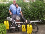 Phuket Pedal Power Pair on Route 66