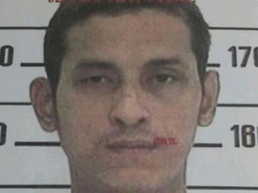 Alleged Phuket killer ''Boy'', 26, and very tall for a Thai at 180 cm