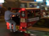 Phuket Tourist Seriously Hurt in Patong Tuk-Tuk Tumble