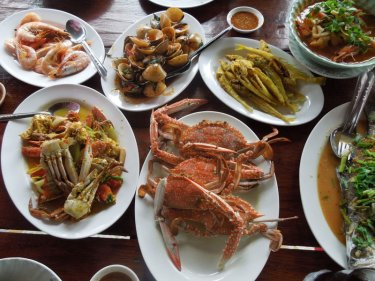 Phuket's best seafood at not-Phuket prices is in Phang Nga