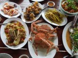 Phuket's Best Seafood, Not on Phuket and Not at Phuket Prices