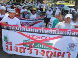 Phuket Protesters Take to Streets Over Tesco Supermarket Plan: Photo Special