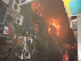 Patong Blaze Photos: Injured Dancer Tells of Lucky Escape