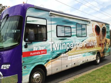 All aboard for a road show across Australia's eastern states