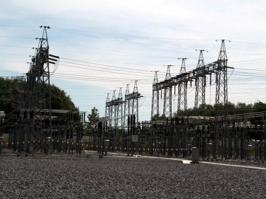 Power to the Phuket people: the new transmission station opened yesterday