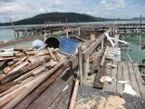 Unapproved Phuket Pier Includes Large Restaurant, Officials Told