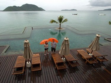 The Evason Phuket and Bon Island, to be the InterContinental in 2014