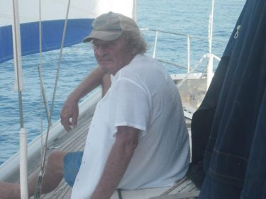 New Zealand sailor Richard Spraggs: dead in a fall from a boat