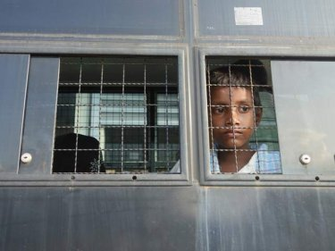 Rohingya of all ages are now being held as detainees in Thailand