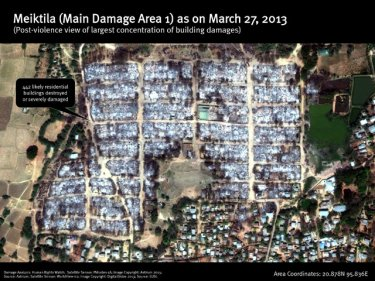 Burma Must End Tide of Attacks Against Muslims, Says Rights Group