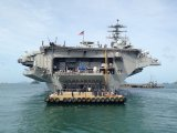 LIVE USS Nimitz Tour: Photo Special