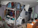 Patong Hill Bus Crash: the VIDEO  Horror