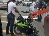 UPDATE Phuket Bike Rider Killed in Head-On Collision With Beer Truck is an Expat