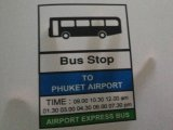 Roll 'Em!  Phuket's Airport to Patong Bus Service Set to Start Soon