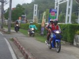 Motorcycle Taxis the New Transport Target