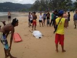 Russian Ignores Red Flag Warnings, Drowns at Phuket's Karon Beach
