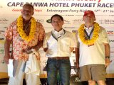 Phuket Raceweek Sails On But Changes Skippers After 2013 Success