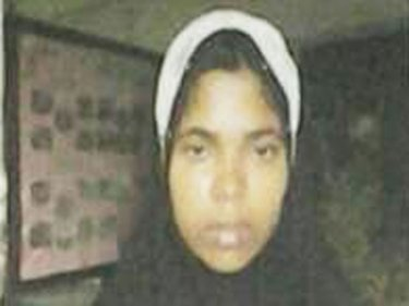Nosima, 20, believed to be the woman bought with four boys in a ''sting''