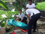 Elderly Man Drowns in Old Phuket Town Pond