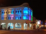 Old Phuket Town Switched On, Lit Up