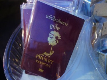 Passport to happiness: Phuket takes a turn for the better