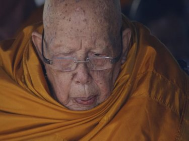 Phuket's Most Notable Monk, Luang Pu Supa, Dies Aged 118