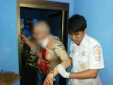 Phuket Expat Slashes Throat in Patong Cry for Help