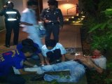 Drunk Phuket Tourist Seriously Injured in Resort Rooftop Plunge