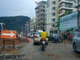 Patong, What a Hole: Phuket Road Behind Jungceylon Photo Special