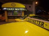 All Hail Phuket Metered Taxis!  The FREE Lights Go On as Cabs Cruise for Pickup Fares