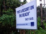 'Put A Resort On The Beach,' They Said. Chutzpah in Phuket Advertising