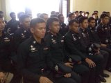 Phuket Police Boosted: 97 Reinforcements Told to Set High Standards, Protect Tourists