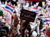 Phuket Protesters Join Bangkok Amnesty Demo, With Tension Mounting